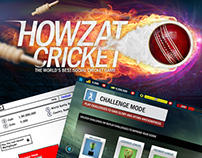 Howzat Cricket Game