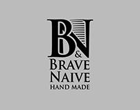 Brave & Naive - Logo