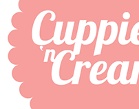 Cuppies n' Cream - Branding