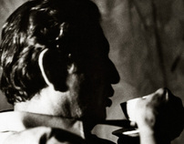 SATYAJIT RAY ... an honorary Oscar winner