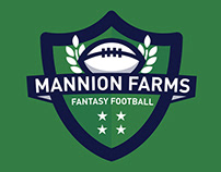 Mannion Farms League Logo