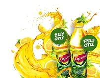 Lipton Promotional Ad