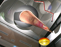 Light Catch and Magnetic Moment