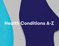 Health Conditions A-Z for SELF Magazine