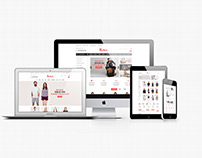 Galleria - eCommerce PSD Template