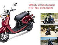 Yamaha Brochure 2012