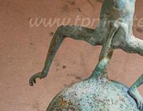 Bronze sculpture, Non di, non homines, non concessere