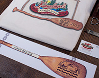 Leinenkugel's Canoes for a Cause - Little Lake Wissota
