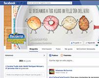Social Media - Maizoritos