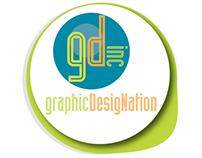 Graphic DesigNation Logo