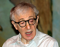 Woody Allen with the Eddy Davis New Orleans Jazz Band