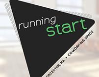 Bringing Running Start's Brand Identity to Life