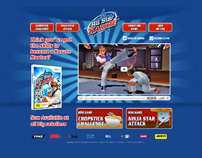 All Star Karate Wii Game Launch Web 2010