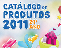 Catálogo de Produtos Toyster 2011