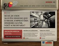 20º Prêmio de Jornalismo Economico