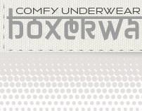 Boxerwallah. Comfy underwear.
