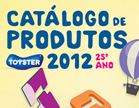 Catálogo de Produtos Toyster 2012