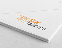 Star Builders Contracting // Identity