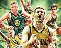 Andrew Gaze Poster Design