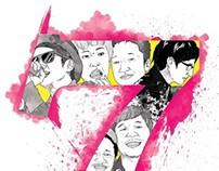 JUICE MAGAZINE (Indonesia) 7th Anniversary