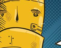 Mr. Roboto...