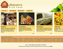 Mahendras Fine Food