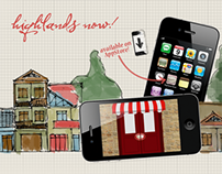Highlands mobile devices application