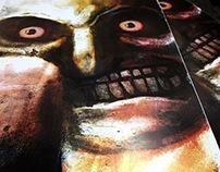 Zelda Majora's Mask - Nintendo 3ds fake poster