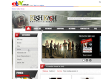 KishKash Entertainment eBay Store