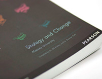Strategy textbook Cover