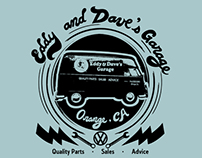 Eddy and Dave's Garage