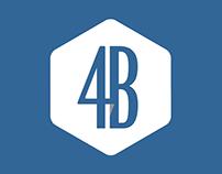 4bytes Engenharia Júnior | Branding