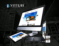 Vitturi - Site One PAge