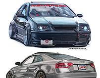 Stance Cars 1