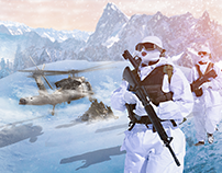 TSK WINTER OPERATION