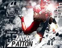 Andre Patton 2015