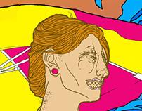 Billabong X JUICE MAVERICK (JRL Print ad)