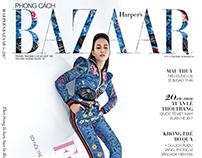 Harper's Bazaar June 2017