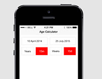 iOS (iPhone & iPad) UI Design