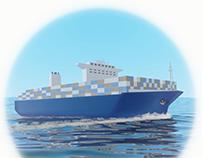 Cargo service video presentation