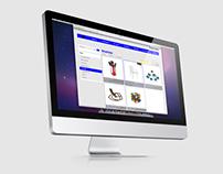 Website - Product Design