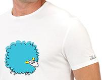 Elie Saeigh, T-shirt