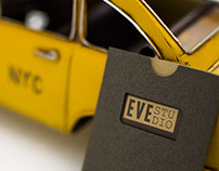 EVE studio - Corporate Identity