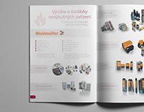 Company catalog - industry