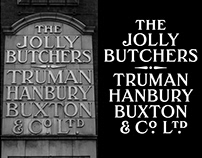 Brick Typeface