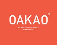 OAKAO logo design