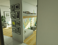 Bialystok apartment UE4