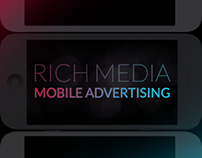 Rich media mobile advertising creative collection