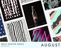 D A I L Y P O S T E R - August