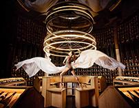 Danse à la cité du vin !